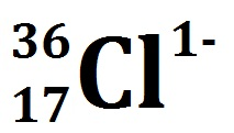 Atomic Notation Cl